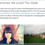 LomoHomes We Loved This Week.(2018-04-15)