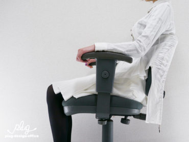 seam line_Working chair  ( 2013ver )