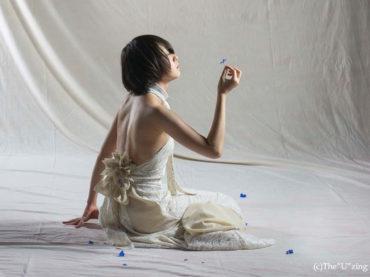 時遊神 ×「モデルをキャンパスにするための付属ドレス」