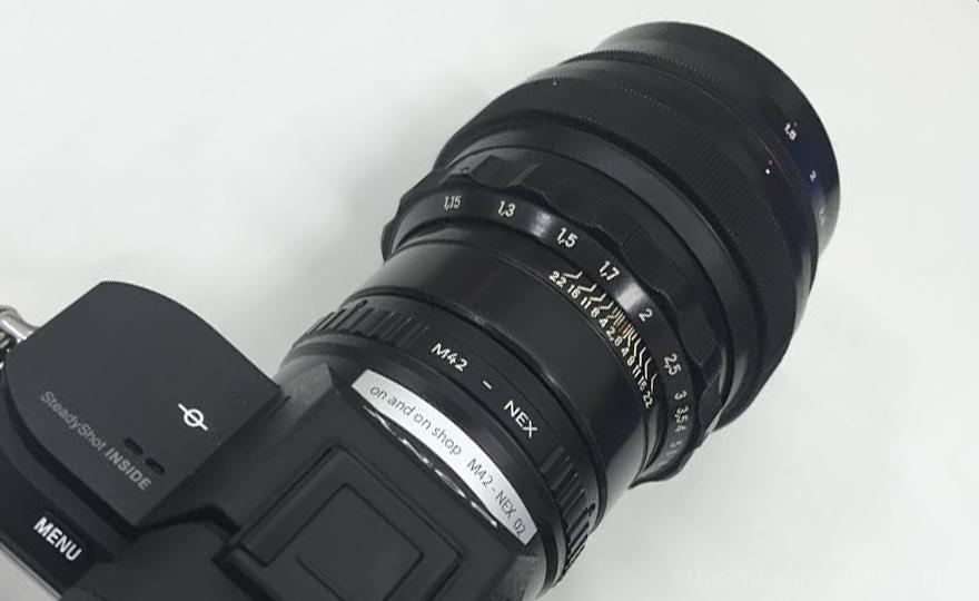 Helios 40-2 85mm F1.5