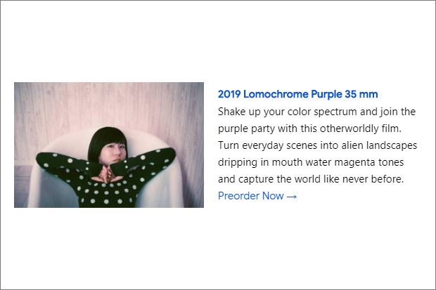 Newsletter_ Lomography2019.04.05