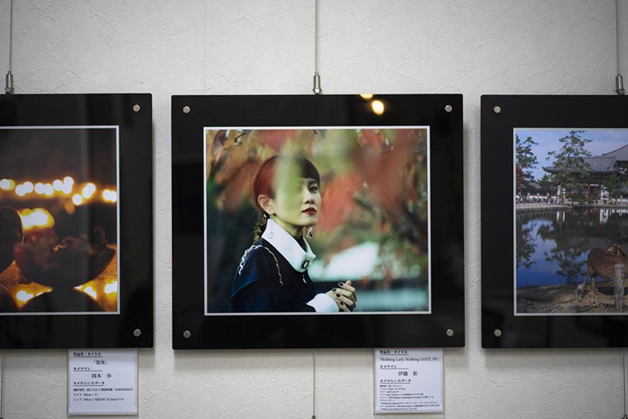 フォトスタジオヨシオカ12月作品展(2017)